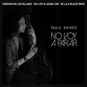 No Voy a Parar (Cover) de Paula Batarce
