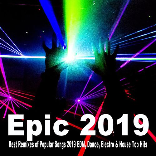 Epic 2019 (Best Remixes of Popular Songs 2019 EDM, Dance, Electro & House Top Hits) de Various Artists