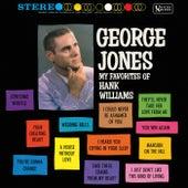 My Favorites Of Hank Williams by George Jones