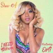 I Need You (Remix) de Shava