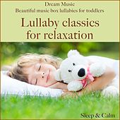 Dream music: Beautiful music box lullabies for toddlers (Lullaby classics for relaxation) von Various Artists