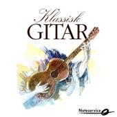 Klassisk Gitar CD 2 by Sven Lundestad