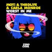 Worst In Me (feat. Carla Monroe) de MOTi