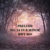 Bach: Prelude No. 24 in B Minor, BWV 869 von Abby Mettry