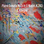 Mozart: Piano Sonata No. 5 in G Major, K.283: I. Allegro von Abby Mettry