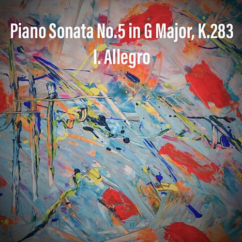 Mozart: Piano Sonata No. 5 in G Major, K.283: I. Allegro von Abby Mettry
