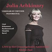LIVE in Het Concertgebouw Amsterdam van Julia Achkinazy