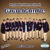 Adios Amor de Orquestra Internacional Guachambe