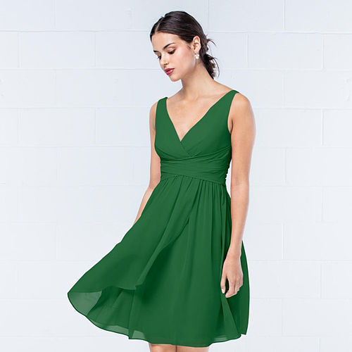 Green Summer Dress by Alan Walker