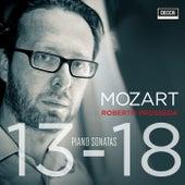 Mozart: Piano Sonatas Nos. 13-18 di Roberto Prosseda