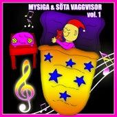 Mysiga & Söta Vaggvisor, Vol. 1  -  Speldosa by Tomas Blank