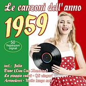 Le canzoni dell'anno 1959 de Various Artists