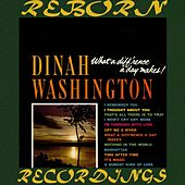 What a Diff'rence a Day Makes (HD Remastered) de Dinah Washington