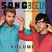 Song Biscuits, Vol. 1 de Rhett and Link