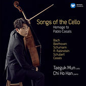 Songs of the Cello de Taeguk Mun