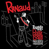 Tournée Rouge Sang (Paris Bercy + Hexagone) (Live) de Renaud