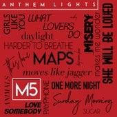M5 Medley de Anthem Lights