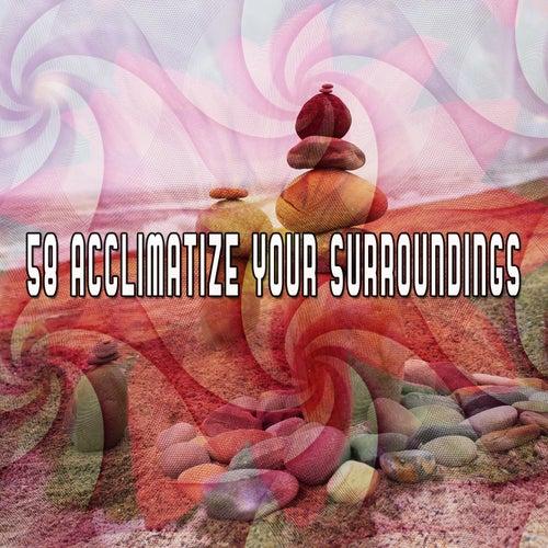 58 Acclimatize Your Surroundings von Entspannungsmusik