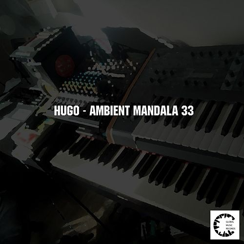 Ambient Mandala 33 by Hugo