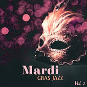Mardi Gras Jazz ??? Vol. 2: Best Music from New Orleans, Street Party, Big Masquerade with Jazz Lounge de Background Instrumental Music Collective