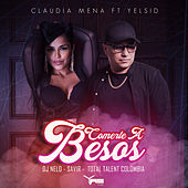 Comerte a besos (feat. Yelsid) de Claudia Mena