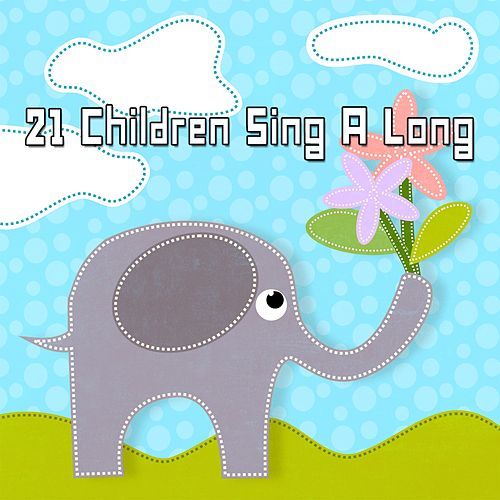 21 Children Sing A Long de Nursery Rhymes
