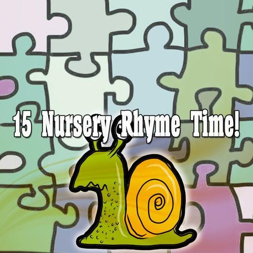 15 Nursery Rhyme Time! de Canciones Infantiles