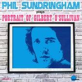 Portrait of Gilbert O'Sullivan de Phil Sundringham