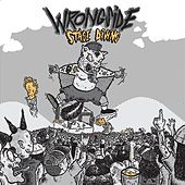 Stage Diving de The Wrong Side (1)