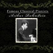 Famous Classical Pianists / Arthur Rubinstein de Arthur Rubinstein
