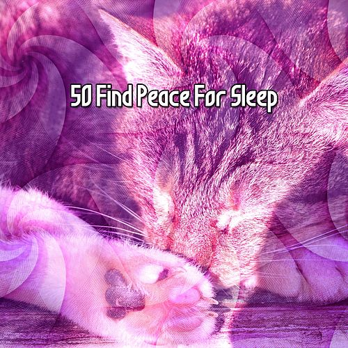 50 Find Peace For Sleep by Trouble Sleeping Music Universe