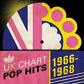 UK Chart Pop Hits 1966-1968 de Various Artists