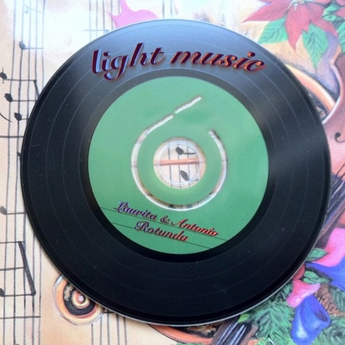 Light Music von Antonio Rotunda