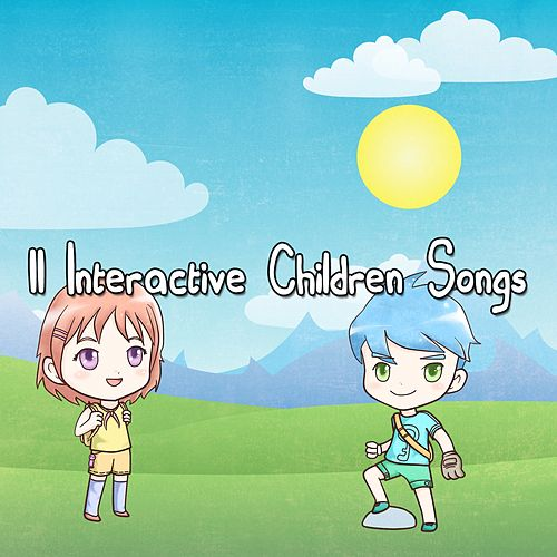 11 Interactive Children Songs de Nursery Rhymes