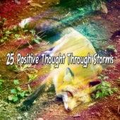 25 Positive Thought Through Storms de Thunderstorm Sleep