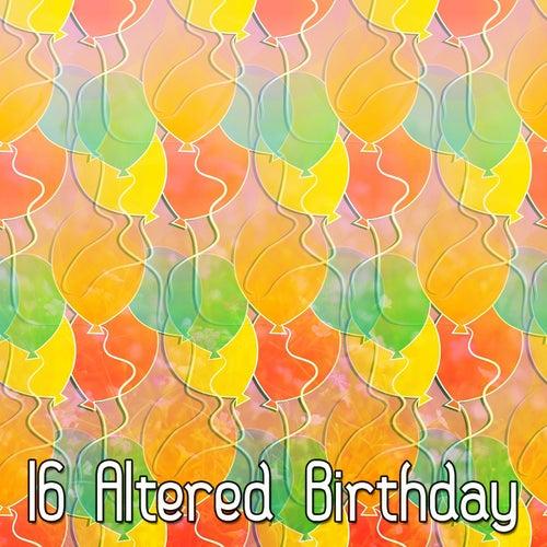 16 Altered Birthday by Happy Birthday