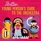 Britten: Young Person???s Guide to the Orchestra by Libor Pesek