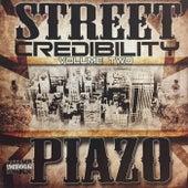 Street Credibility, Vol. 2 de Piazo