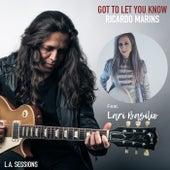 Got To Let You Know (L.A. Sessions) de Ricardo Marins