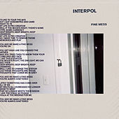 Fine Mess by Interpol