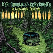 Re-Animation Festival by Kepi Ghoulie