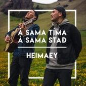 Á Sama Tíma, Á Sama Stað / Heimaey de Various Artists