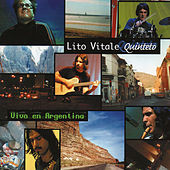 Vivo en Argentina de Lito Vitale Quinteto