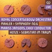 Mahler: Symphony No. 6 - Henze: Sebastian im Traum (Live) by Royal Concertgebouw Orchestra