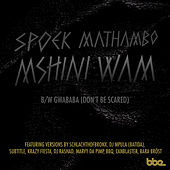 Mshini Wam / Gwababa (Don't Be Scared) de Spoek Mathambo