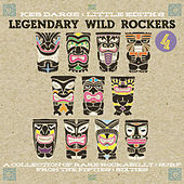 Keb Darge & Little Edith's Legendary Wild Rockers 4 by Various Artists