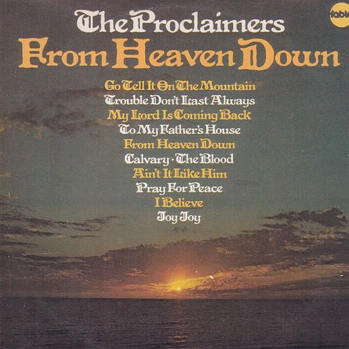 From Heaven Down de The Proclaimers