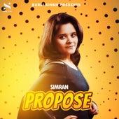 Propose by Simran