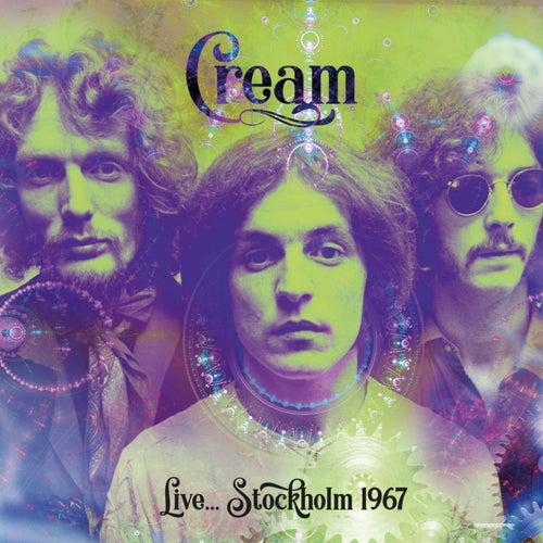 Live... Stockholm 1967 von Cream