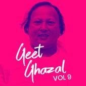 Geet Ghazal Album 09 by Nusrat Fateh Ali Khan